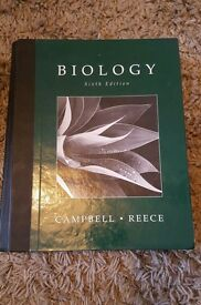 Campbell and Reece Biology Textbook