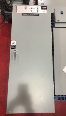 Asco Automatic Transfer Switch E940340097xc 400 Amp 480 Volt Type 1 Enclosure