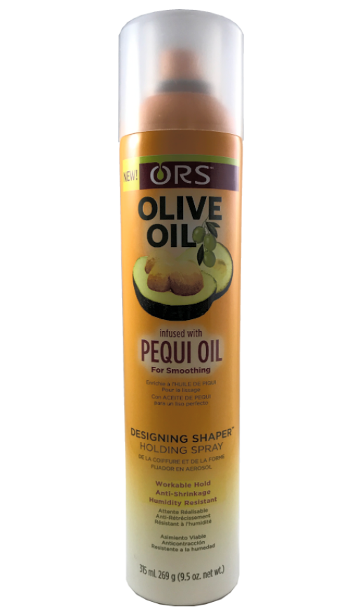 ORS OLIVE OIL OLIVE OIL Infused With PEQUI OIL For Smoothing
