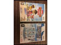X2 Wii Nintendo games