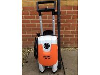 Stihl RE108 Pressure washer as new