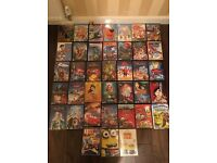 43 Disney/Pixar DVD Bundle