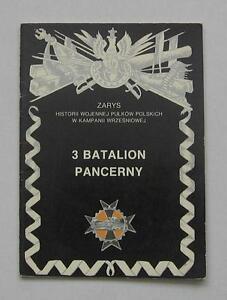 Geschichte Polen 3 Panzer Battalion 3 Batalion Pancerny - <span itemprop=availableAtOrFrom>Gdansk, Polska</span> - Geschichte Polen 3 Panzer Battalion 3 Batalion Pancerny - Gdansk, Polska
