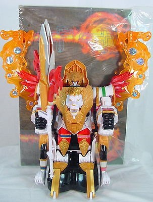 MANTICORE MEGAZORD MYSTIC FORCE POWER RANGERS MEAN BIG DISCOUNTED AWESOME - Power Rangers Awesome