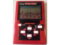 Vintage Retro Grandstand Pocket Scramble - Fully working Super Rare.