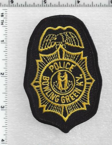 Bowling Green Police (Kentucky) 1st IssueCap/Hat Patch