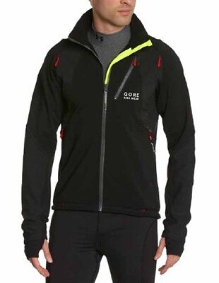 Gore Bike Wear Men's Fusion Windstopper Soft Shell Jacket S M Neup. 239€ schwarz - Mens Fusion Jacke