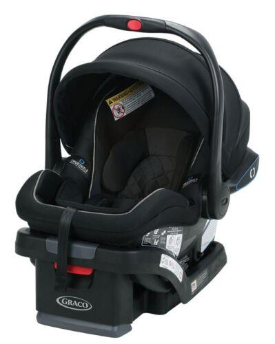 Graco SnugRide SnugLock 35 LX TrueShield Technology Infant Car Seat Ion