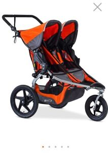 Looking for Bob double stroller