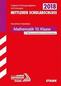 Mittlerer Schulabschluss NRW - Mathematik /2
