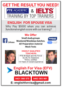 PTE Academic and General English Training Quakers Hill Blacktown Area Preview