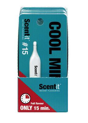 Liquid Cool Mint (MAC Baren Scentit Instant Flavouring Liquid Cool Mint #15 Ampulle 1,5 ml)