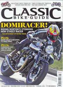 CLASSIC BIKE GUIDE-May 2014 (NEW/LATEST ISSUE)
