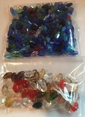 Beads Variety Pack (Beads, Czech Crystals, Value Variety Pack, Bicones, Sold per 287)