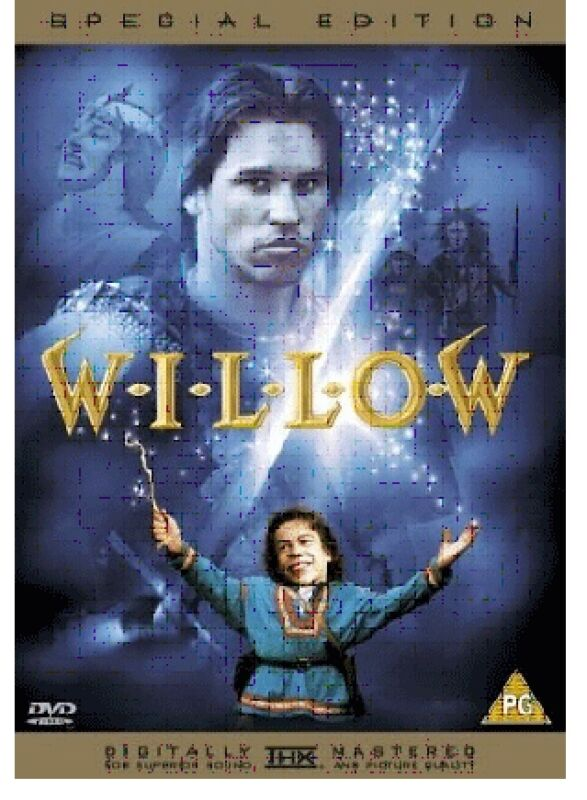 Willow (1988, Ron Howard) DVD NEW