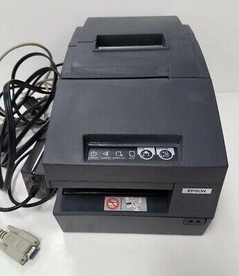 Epson Tm-h6000iii Thermal Printer M147g. Used.