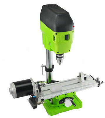 220v 480w Mini Lathe Machine Diy Wood Lathe Bench Drill For Wood Plastic Bead