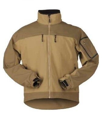 Chameleon Soft Shell Jacket (5.11 TACTICAL Chameleon Softshell Jacket Flat Dark Earth or)