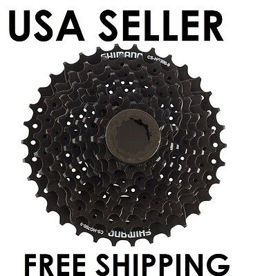 f1cf3a0e231 New SHIMANO CS-HG200-9 Speed Bicycle Bike Cassette Sprocket Hyperglide 11- 32T