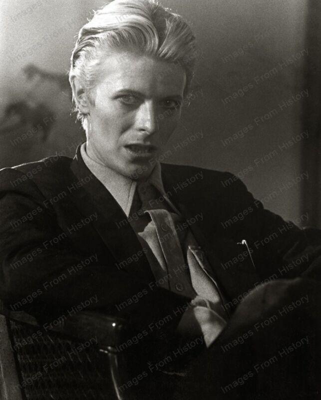 8x10 Print David Bowie #DB235