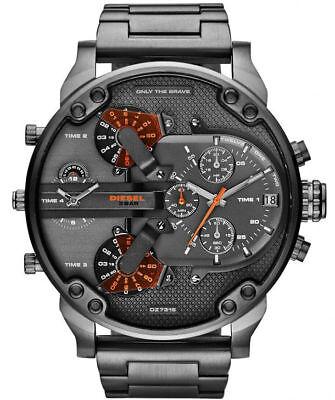 Diesel The Daddies DZ7315 Wrist Watch for Men