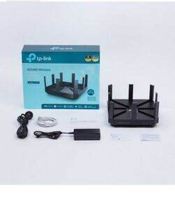 TP-Link AC5400 Wireless Wi-Fi Tri-Band Gigabit Router (limsy)