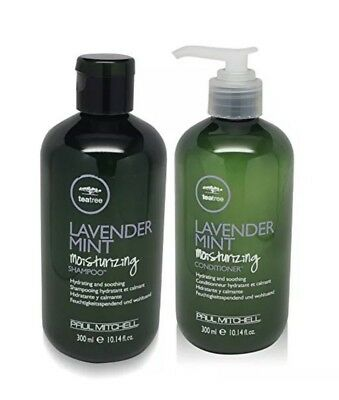 Paul Mitchell Tea Tree Lavender Mint Shampoo and Conditioner Duo 10.14 oz NEW ()