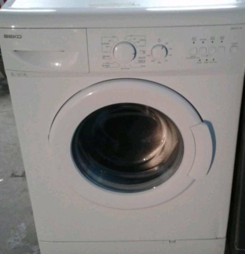 beko 6kg washing machine in leicester leicestershire gumtree. Black Bedroom Furniture Sets. Home Design Ideas