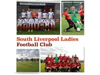 PLAYERS (particularly GOALKEEPERS!) wanted for adult ladies football team!