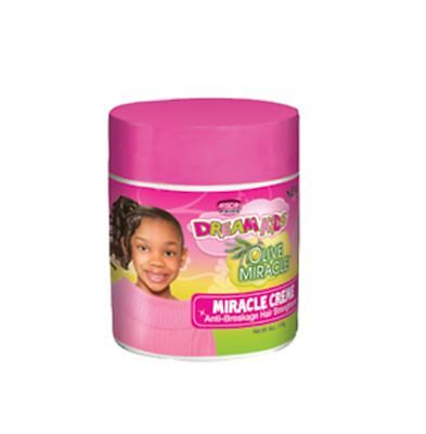 African Pride Dream Kids  Olive Miracle Miracle Creme Anti Breakage (African Pride Miracle Creme)