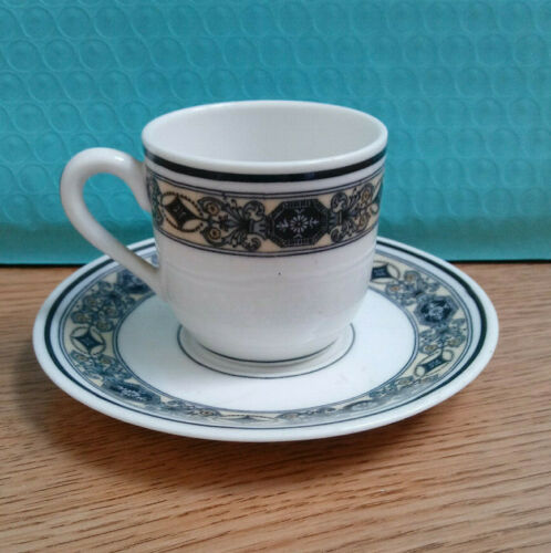 Vintage Lamberton China Cup & Saucer made expressly for The Elks