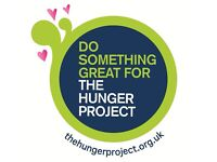 The Hunger Project is looking for two interns/volunteers to work on its fundraising events