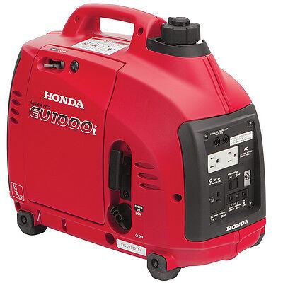 Honda EU1000 GENERATOR ** SAME DAY SHIPPING ** SEE DETAILS**