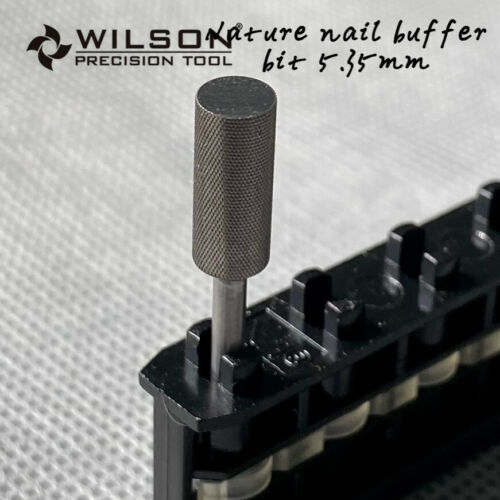 Wilson - Nature nail buffer bit 5.35mm