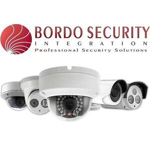 Security Camera CCTV System - includes PROFESSIONAL INSTALLATION. View Cameras on your Phone anytime! HD Surveillance.