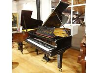 Bechstein Model B Boudoir Grand Piano Black By Sherwood Phoenix Pianos