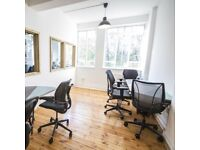 TAKE ACTION! MYS Office C01 / Creative Space / Private Office/ Warehouse Style/ Commercial/ Mile End