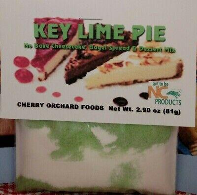 Key Lime Pie Dessert Mix, fruit dips no-bake cheesecakes cream pies spreads (Cream Pie Mix)