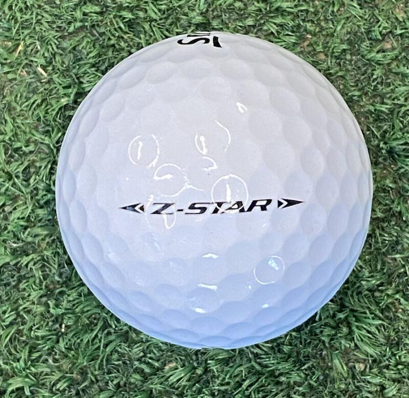 24 TRULY MINT 5A Srixon Z-Star 2020 Golf Ball - FREE SHIPPING