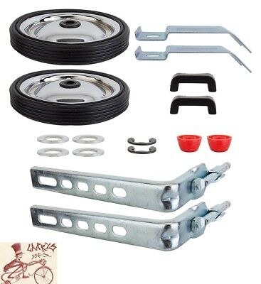 """SUNLITE  BICYCLE TRAINING WHEELS KIT--12""""--14""""--16""""--18""""--20"""" for sale  Shipping to India"""