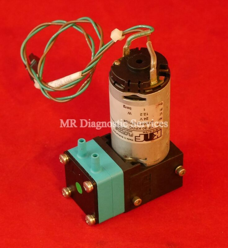 Immunology Siemens DPC Immulite 2500 WASH STATION VACUUM PUMP 2 D401452 Used
