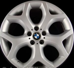 BMW 255/55R18 Tire And Rims