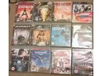 PS3 / Playstation 3 GAMES For Sale £5 Each