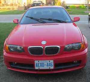 2000 BMW 3-Series 328Ci Coupe (2 door) Windsor Region Ontario image 1