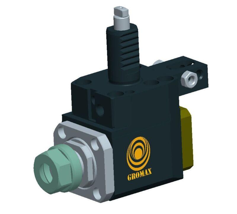 NFL40180932120 CNC Lathe VDI Forward Radial Drilling-Milling Holder D=40mm