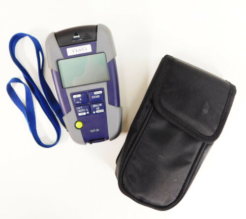 SmartPocket VIAVI OLP-38 Optical Power Meter with Case