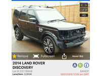 Land ROVER DISCOVERY 4 BREAKING SPARES ALL AVAILABLE