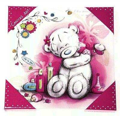 Me to You Tatty Teddy - Medium Canvas Print.   RRP £7:99   23cm