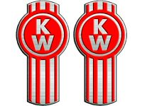 "8/"" ROLLIN/' THUNDER Big Rig Mack,Kenworth,FREIGHTLINER DECAL Truck STICKER funny"