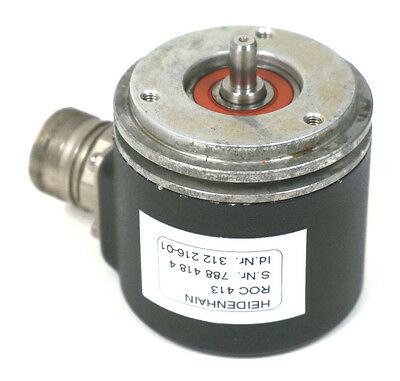 Used Heidenhain Roc 413 Encoder 788 418 4